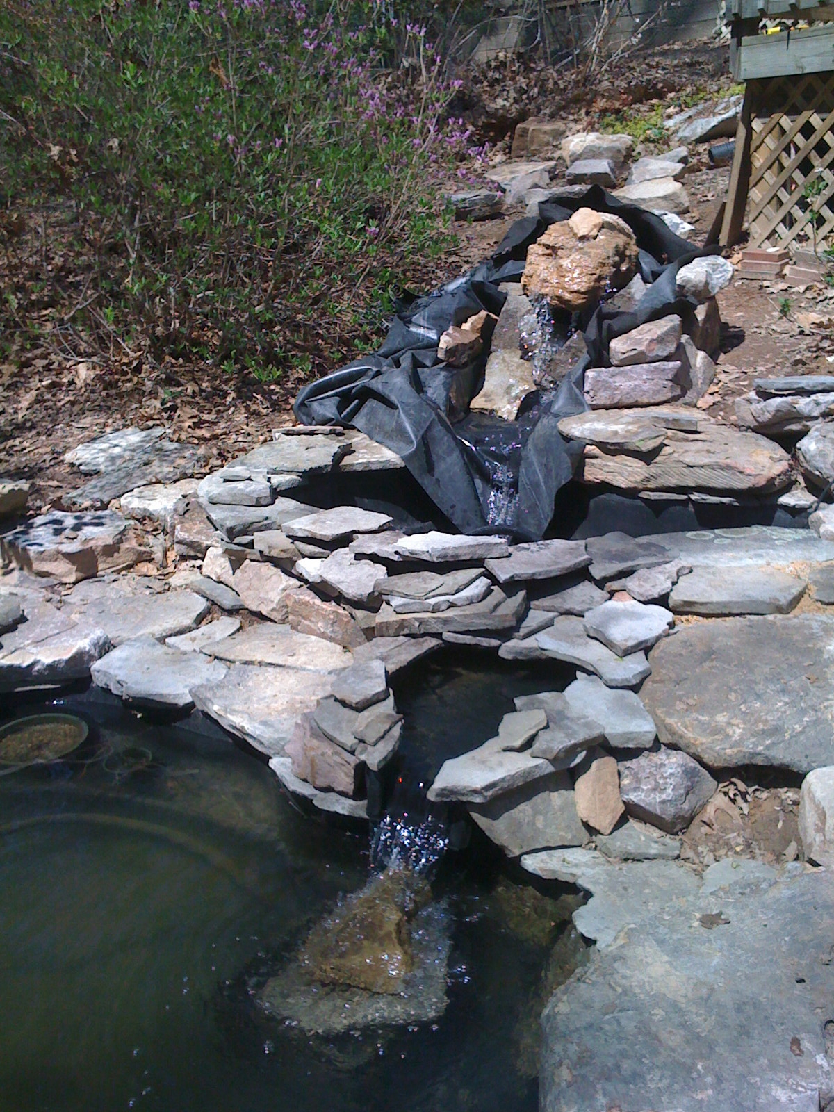 preformed waterfall pond liner best waterfall 2017