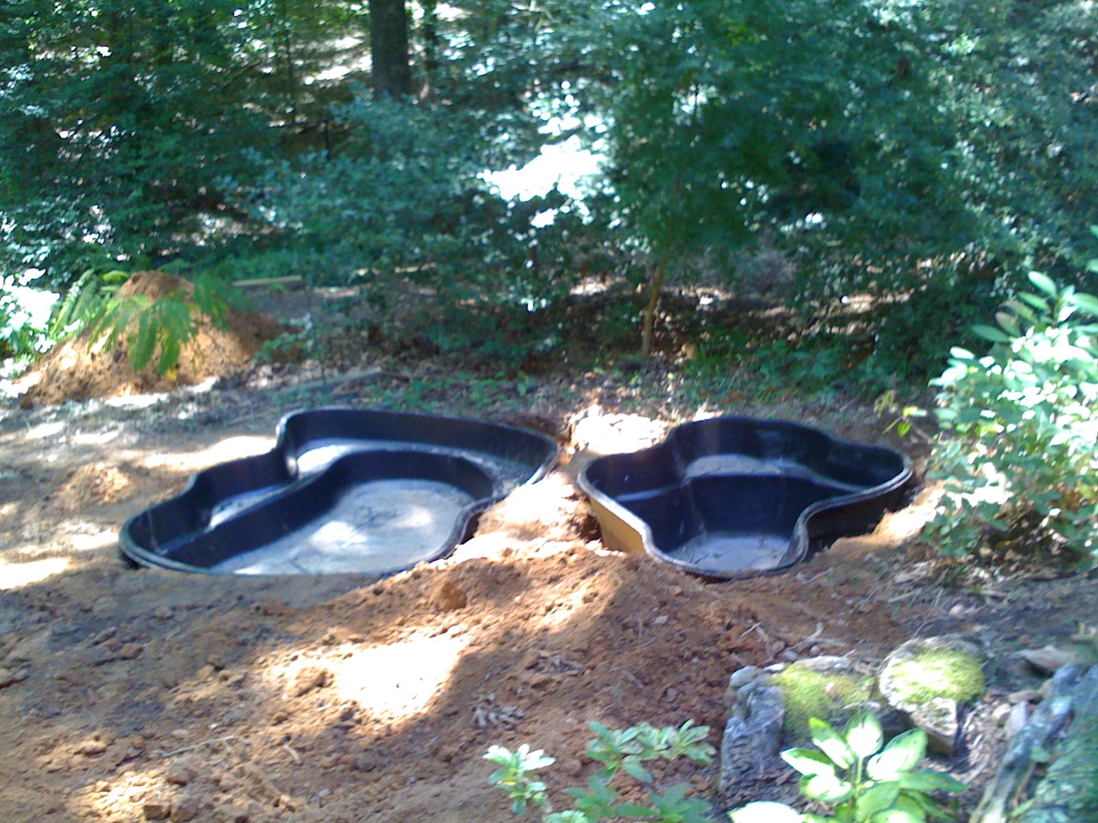How To Build A Pond The Ponds Project A Gardener 39 S Delight