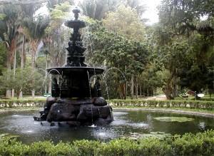Jardim Botanico in Rio de Janeiro (Courtesy digitaljournal.com)