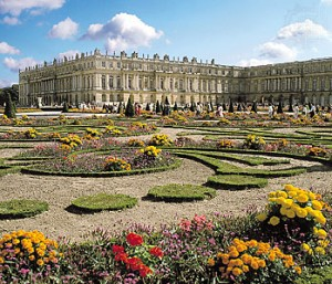 Gardens of Versailles (Photo Courtesy Britannica.com)