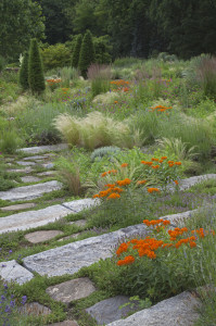 The Colorful Gravel Garden (Photo Courtesy of Lisa Roper, Chanticleer)