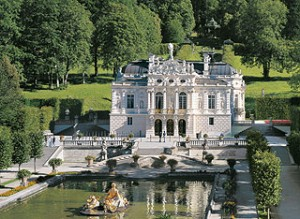 Linderhof (Photo Courtesy Bavarian Palace Department)